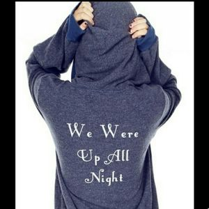 Coming Soon! Wildfox We Were Up All Night Hoodie